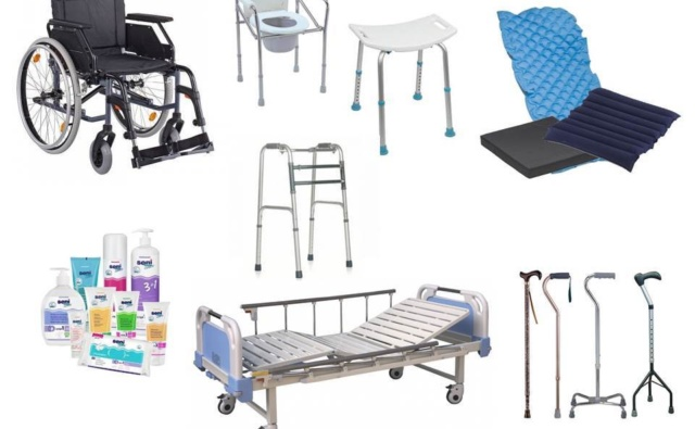 Thumbnail for - Средства реабилитации за тяжелобольными людьми